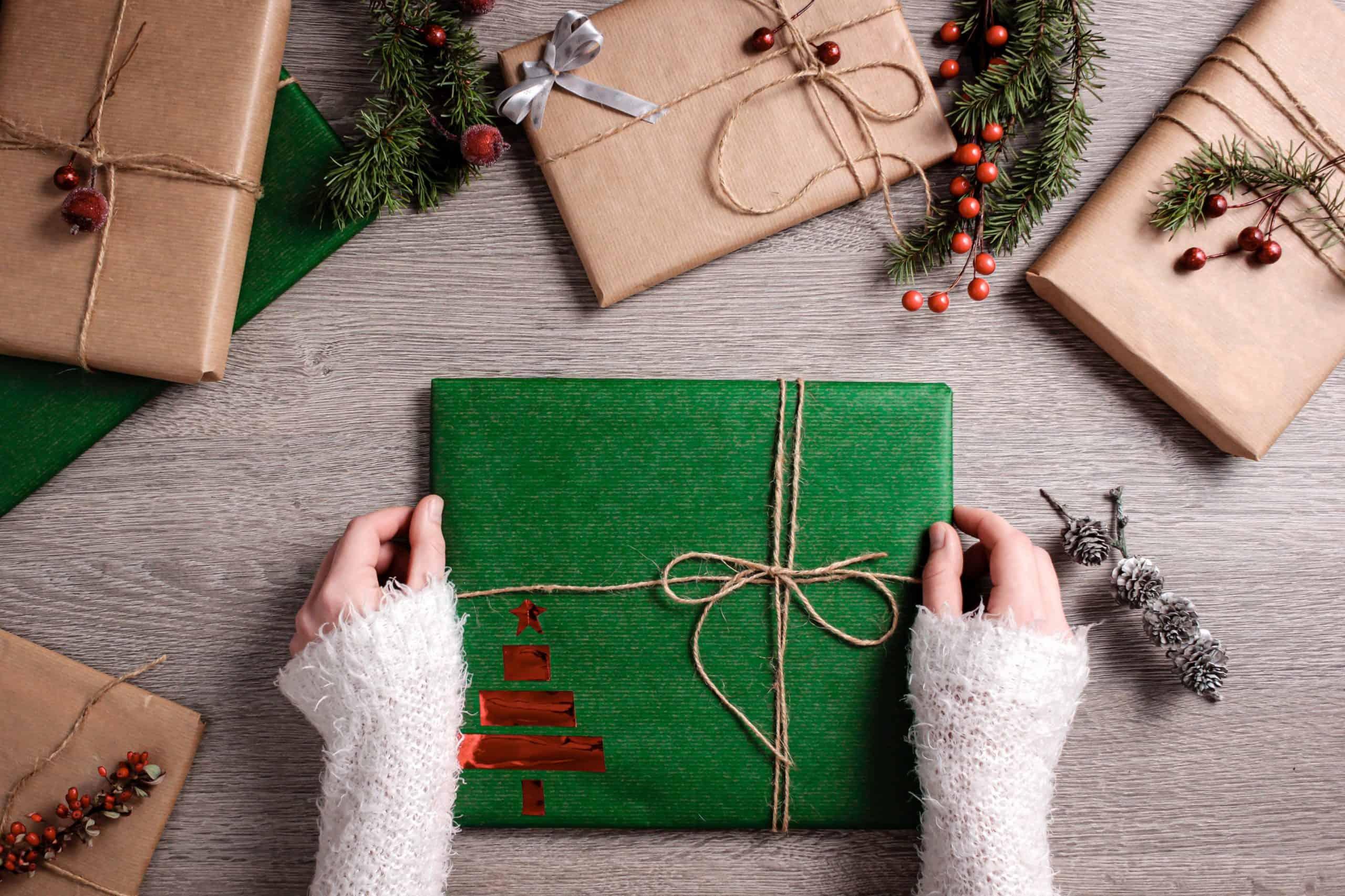 darcek pre zenu na vianoce