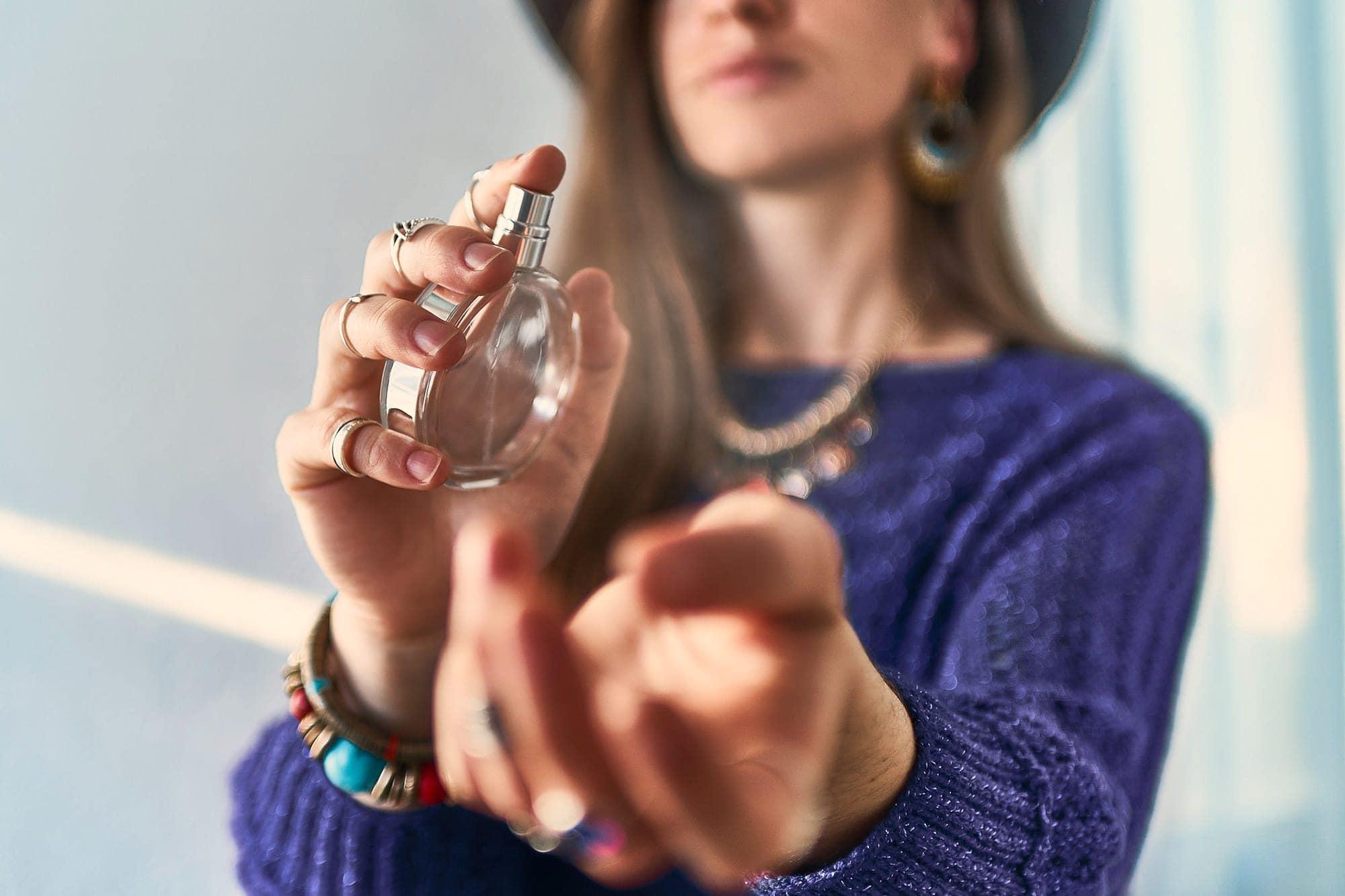 ako vybrať parfum