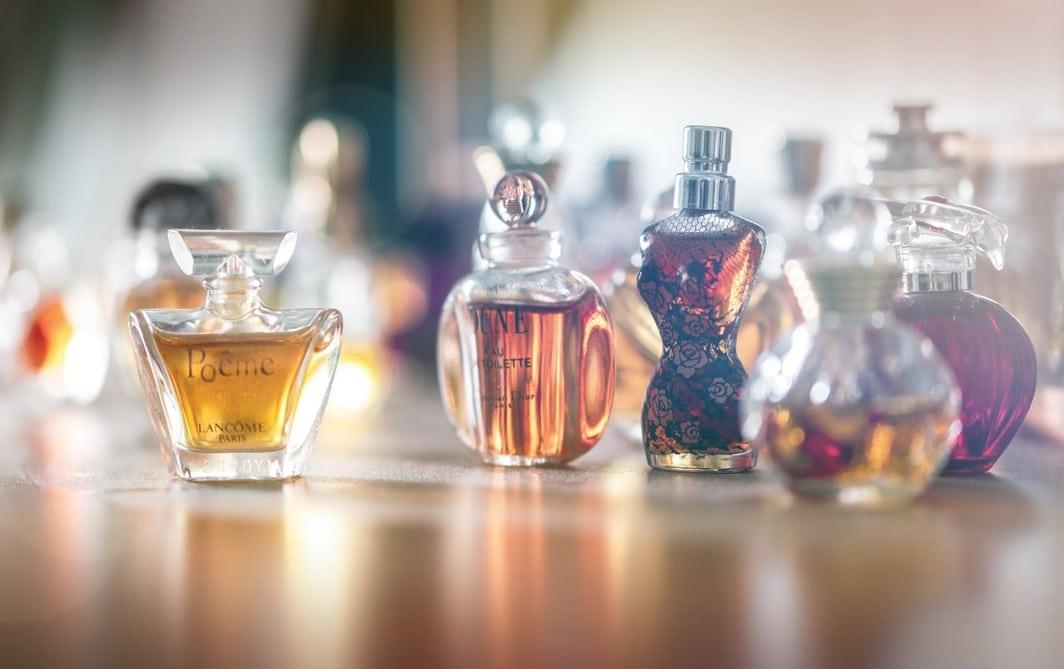 ako spravne skladovat parfem